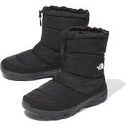 NUPTSE BOOTIE WP V NF51876 (K)TNFブラック 5インチ [防寒ブーツ メンズ]