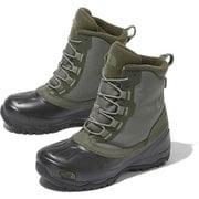 """スノーショット6""""ブーツテキスタイルV Snow Shot 6"""" Boots TX V NF51960 (NK)ニュートープグリーン×TNFブラック 10インチ [防寒ブーツ メンズ]"""