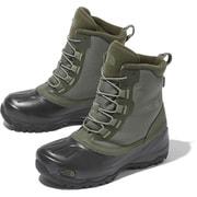 """スノーショット6""""ブーツテキスタイルV Snow Shot 6"""" Boots TX V NF51960 (NK)ニュートープグリーン×TNFブラック 6インチ [防寒ブーツ メンズ]"""