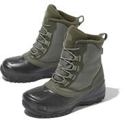 """スノーショット6""""ブーツテキスタイルV Snow Shot 6"""" Boots TX V NF51960 (NK)ニュートープグリーン×TNFブラック 7インチ [防寒ブーツ メンズ]"""
