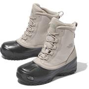"""スノーショット6""""ブーツテキスタイルV Snow Shot 6"""" Boots TX V NF51960 (VK)ヴィンテージカーキ×TNFブラック 6インチ [防寒ブーツ メンズ]"""