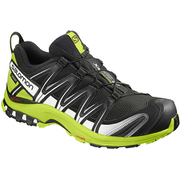 XA PRO 3D GTX L40671400 Black/Lime Green/White 25.5cm [ハイキングシューズ メンズ]