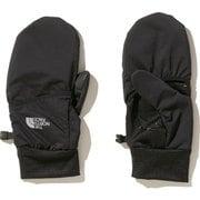 GTDコンバーチブルグローブ GTD Convertible Glove NN61873 ブラック(K) Mサイズ [アウトドア ランニング グローブ]