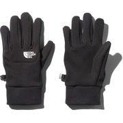 イーチップグローブ Etip Glove NN61913 (K)ブラック Sサイズ [アウトドア グローブ]