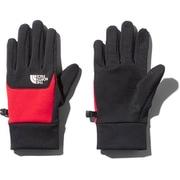 イーチップグローブ Etip Glove NN61913 (TR)TNFレッド Lサイズ [アウトドア グローブ]
