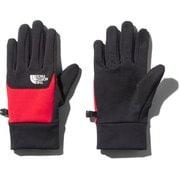 イーチップグローブ Etip Glove NN61913 (TR)TNFレッド Mサイズ [アウトドア グローブ]
