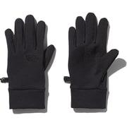 イーチップグローブ W Etip Glove NN61914 (K)ブラック Mサイズ [アウトドア グローブ]