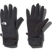 ウィンドストッパーイーチップグローブ Windstopper Etip Glove NN61915 (K)ブラック Sサイズ [アウトドア 防寒用グローブ]