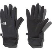 ウィンドストッパーイーチップグローブ Windstopper Etip Glove NN61915 (K)ブラック XLサイズ [アウトドア 防寒用グローブ]