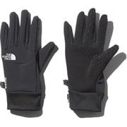 ウィンドストッパーイーチップグローブ Windstopper Etip Glove NN61915 (K)ブラック XSサイズ [アウトドア グローブ]