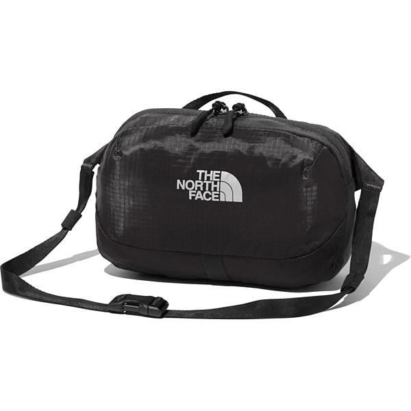 フライウェイトヒップポーチ Flyweight Hip Pouch NM81953 (K)ブラック [アウトドア系 ウエストバッグ]