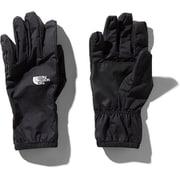 シンプルシェルグローブ Simple Shell Glove NN11901 (K)ブラック Lサイズ [アウトドア グローブ]