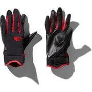マウンテントレッカーズグローブ MT Trekkers Glove NN11902 (TR)TNFレッド Lサイズ [アウトドア グローブ]