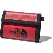 BCワレットミニ BC Wallet Mini NM81821 (TR)TNFレッド [アウトドア系 ワレット]