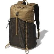 グラムバックパック Glam Backpack NM81861 (BK)ブリティッシュカーキ [アウトドア系 デイパック]