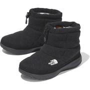 W Nuptse Bootie Wool Ⅴ Short NFW51979 CH 7インチ [防寒ブーツ レディース]