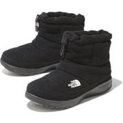 W Nuptse Bootie Wool Ⅴ Short NFW51979 KK 7インチ [防寒ブーツ レディース]