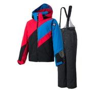 JUNIOR SUIT DWJMJH92 BLK 140cm [スキーウェア ジュニア]