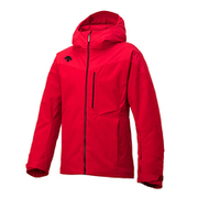 S.I.O JACKET 60 DWMMJK74 RED Oサイズ [スキーウェア ジャケット メンズ]