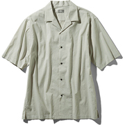 S/S Malapai Hill Shirt NR21960 (TI)ティングレー Lサイズ [アウトドア シャツ メンズ]
