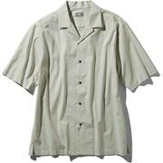 S/S Malapai Hill Shirt NR21960 TI ティングレー XLサイズ [アウトドア シャツ メンズ]