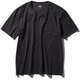 テックラウンジショートスリーブティー Tech Lounge S/S Tee NT11963 (K)ブラック Lサイズ [アウトドア カットソー メンズ]