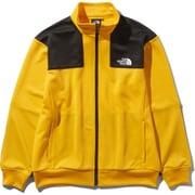 ジャージジャケット Jersey Jacket NT61950 (TY)TNFイエロー Lサイズ [アウトドア ジャケット メンズ]