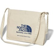 Musette Bag NM81972 (SO)ナチュラル×ソーダライトブルー [アウトドア系小型バッグ]