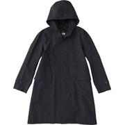 Bold Hooded Coat NP11861 (K)ブラック Lサイズ [アウトドア ジャケット メンズ]