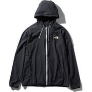 サンシェイドフルジップフーディ Sunshade FullZip Hoodie NP21937 (K)ブラック XLサイズ [アウトドア ジャケット メンズ]
