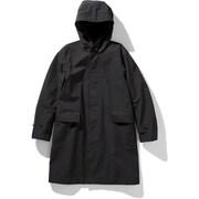 ボールドフーデットコート Bold Hooded Coat NP61965 (K)ブラック Sサイズ [アウトドア ジャケット メンズ]