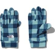 Kids Novelty Fleece Glove NNJ61706 TG Lサイズ [アウトドア グローブ キッズ]