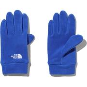Kids Micro Fleece Glove NNJ61705 TB Lサイズ [アウトドア グローブ キッズ]
