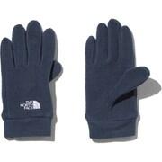 Kids Micro Fleece Glove NNJ61705 UN Sサイズ [アウトドア グローブ キッズ]