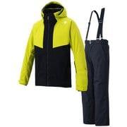 SUIT DWMOJH70 LIM Sサイズ [スキーウェア スーツ メンズ]