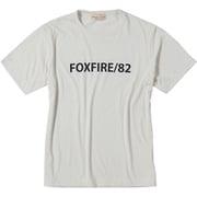 CシールドFFロゴ T S/S C-SHIELD FF LogoT S/S 5215825 (002)オフホワイト XLサイズ [アウトドア カットソー メンズ]