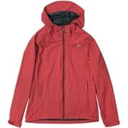 W.レインストレックジャケット W・Rain strek Jacket 7413925 (098)ピンク Sサイズ [アウトドア ジャケット レディース]