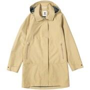 デュープロテクトコート Dew Protect Coat 8213910 (204)ライトベージュ Mサイズ [アウトドア ジャケット レディース]