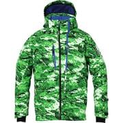 Demo Pro Jacket PF772OT11 YG Sサイズ [スキーウェア ジャケット メンズ]