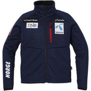 Norway Team Junior Soft Shell Jacket PF7G2KT00 NV 130cm [スキーウェア ジュニア]