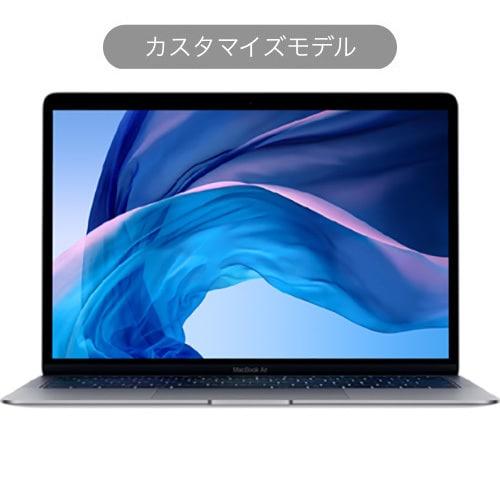 MacBook Air 13インチ 1.6GHzデュアルコア第8世代Intel Core i5プロセッサ 1TB SSD 8GBメモリ USキーボード仕様 カスタマイズモデル(CTO) スペースグレイ [Z0X200073]