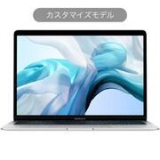 MacBook Air 13インチ 1.6GHzデュアルコア第8世代Intel Core i5プロセッサ 256GB SSD 16GBメモリ 日本語(JIS)キーボード カスタマイズモデル(CTO) シルバー [Z0X40005L]