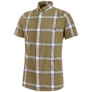Mountain Shirt AF Men 1015-00430 40082_olive-linen-su Sサイズ [アウトドア シャツ メンズ]