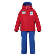 Norway Alpine Team kids Two-piece PS8G22P70 DR 110cm [スキーウェア ジュニア]