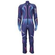 phenix Team Jr. GS Suit PF8G2GS01 NV 130cm [スキーウェア ジュニア]