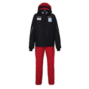 Norway Alpine Team Boy s Two-piece PS8G22P80 BK 130cm [スキーウェア ジュニア]