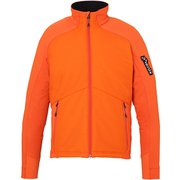 phenix Team Hybrid Fleece Jacket PF972KT07 ビビッドオレンジ Mサイズ [スキーウェア ミドルウェア メンズ]