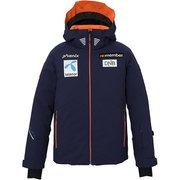 Norway Alpine Team Jr. Jacket PF9G2OT00 ダークネイビー150cm [スキーウェア ジュニア]