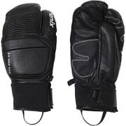 Formula Tri-Finger Leather Gloves PF978GL06 ブラック Mサイズ [グローブ・ミット]