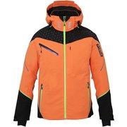 Demo Game Pro Jacket PF972OT10 (OR)オレンジ XLサイズ [スキーウェア ジャケット]